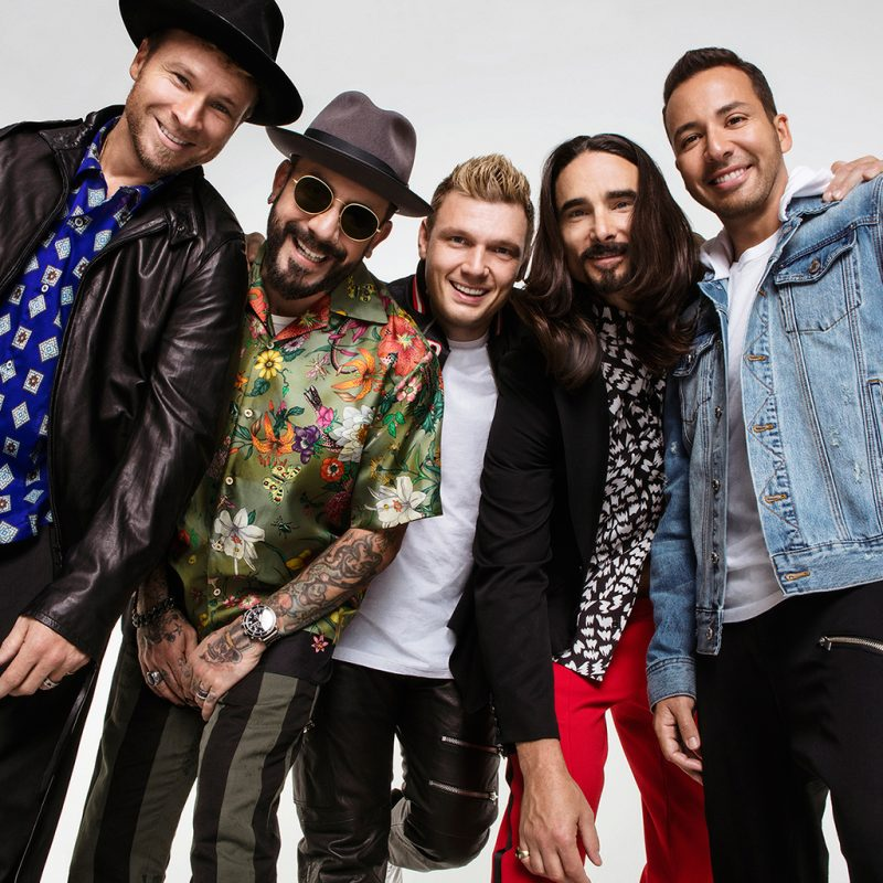 "Backstreet Boys traerá a México su ""DNA world tour"""