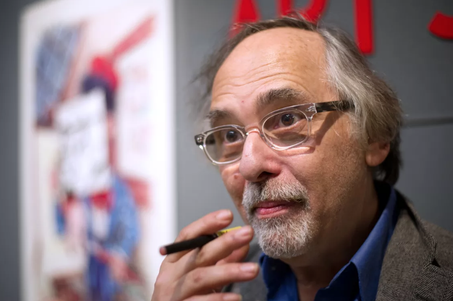 "Marvel ""censura"" a Art Spiegelman por alusión a Donald Trump"