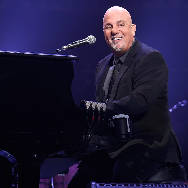 Billy Joel se despide de México en 2020