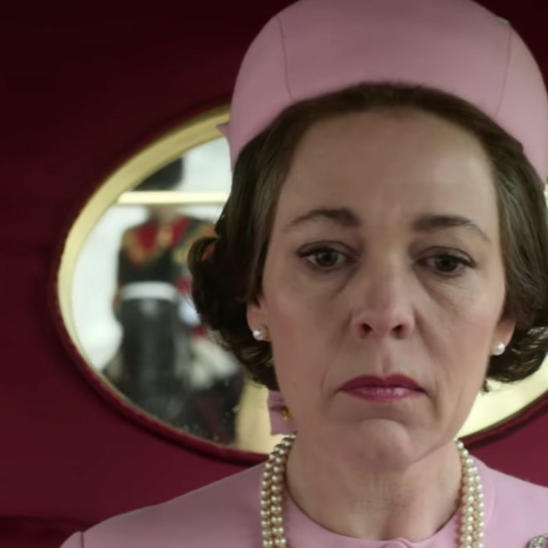 Reina Isabel II frente a la crisis: The Crown