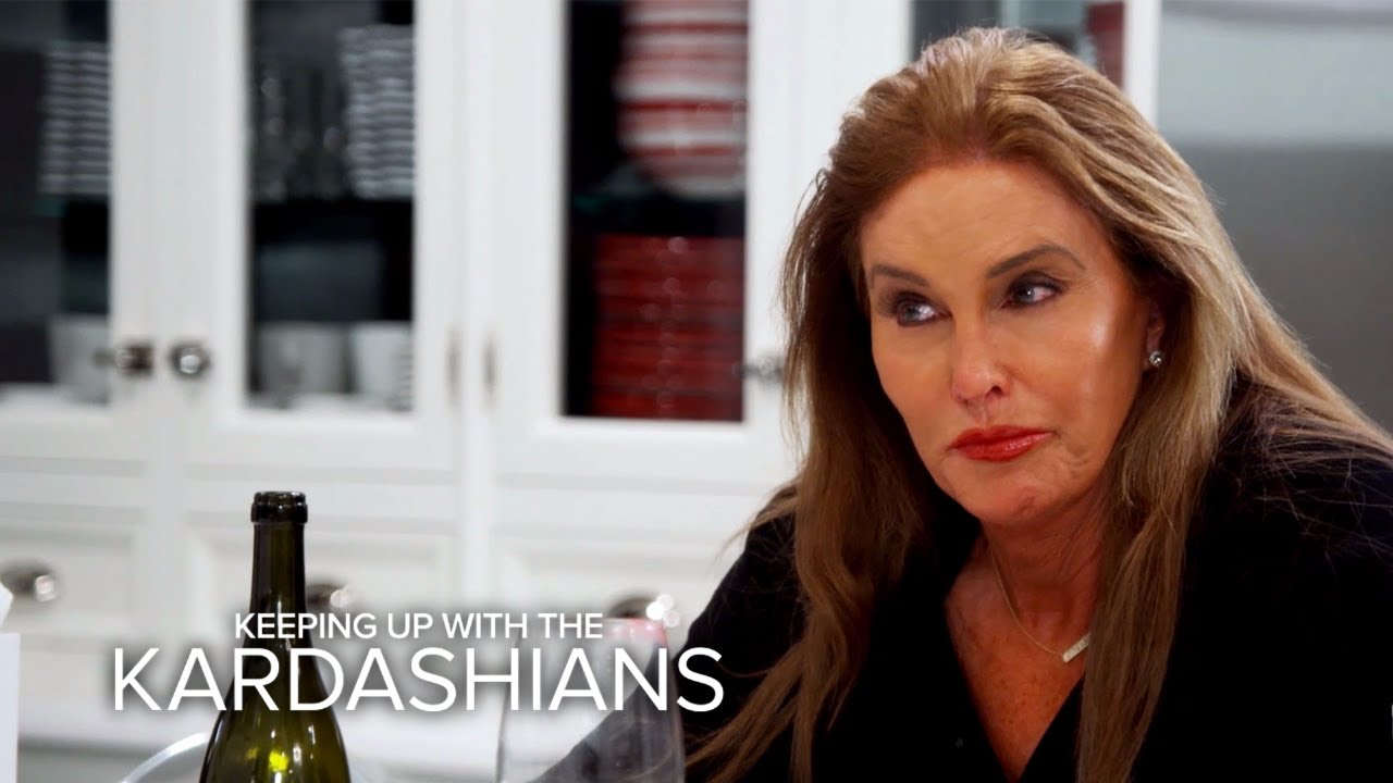 """Keeping up with the Kardashians"" le quita la voz a Caitlyn Jenner"