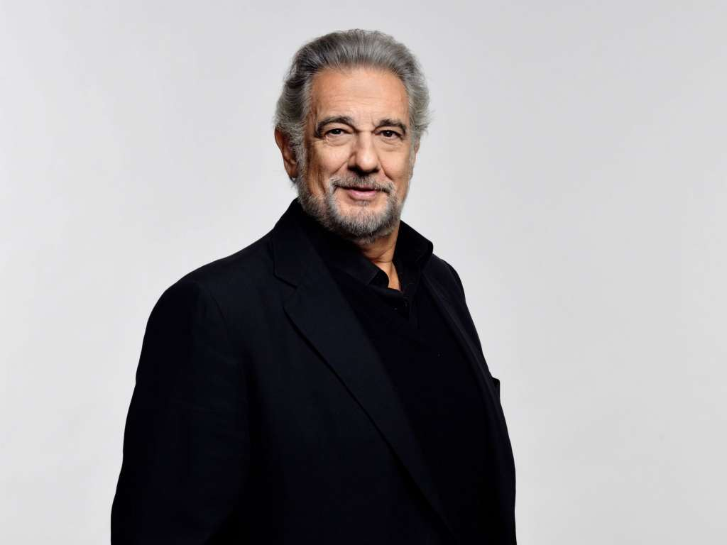 Plácido Domingo acusado de abuso sexual.