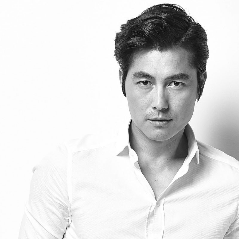 "Jung Woo-sung productor de la serie ""The silent sea"""