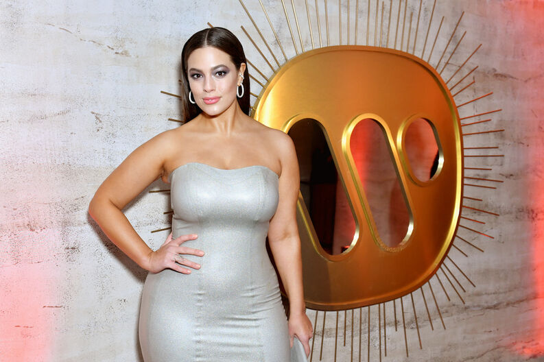 Nace el primer hijo de Ashley Graham