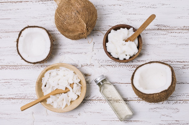 Cómo el aceite de coco puede ayudar a tu cabello