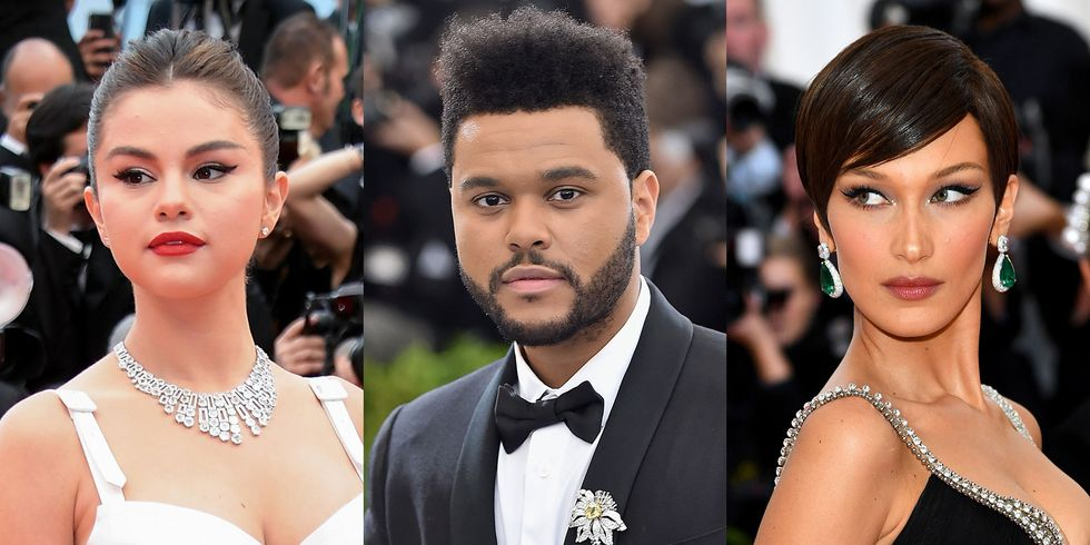 """Save Your Tears"" de The Weeknd habla sobre sus rupturas con Bella Hadid y Selena Gomez"