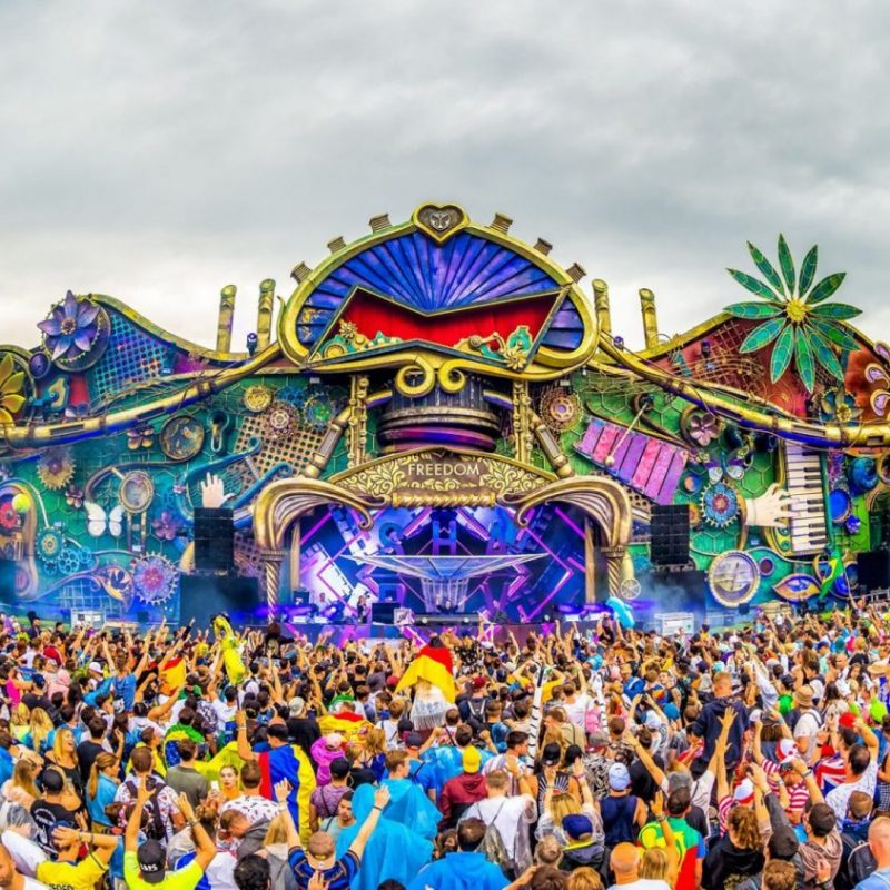 Tomorrowland 2020 se cancela oficialmente