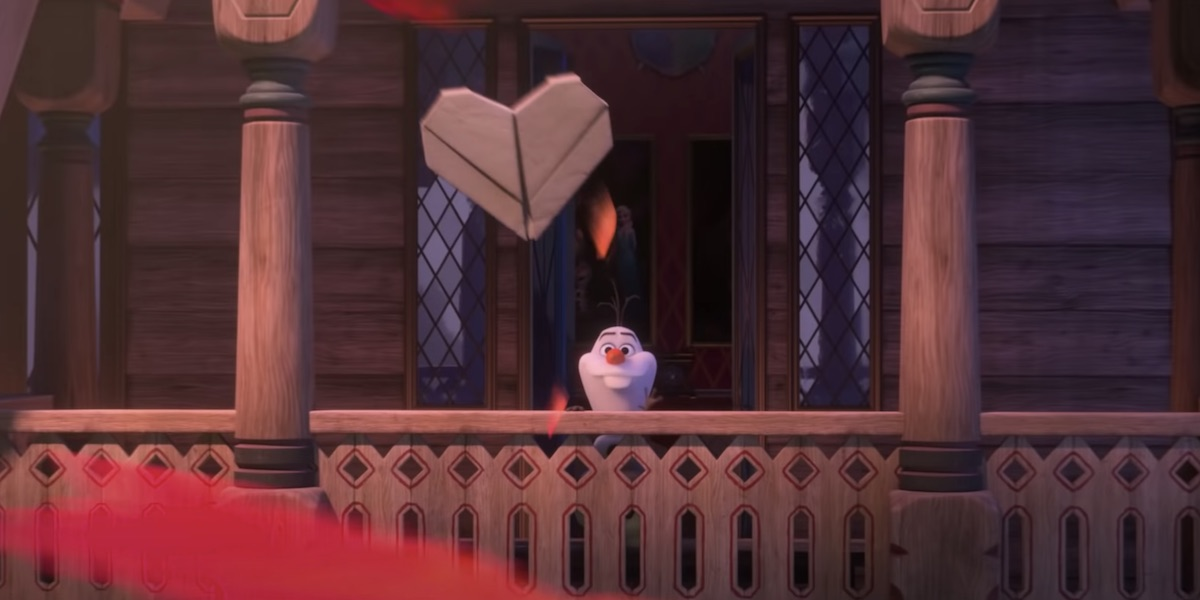 "Olaf, de Frozen canta nueva canción ""I Am With You"" durante la cuarentena por coronavirus"