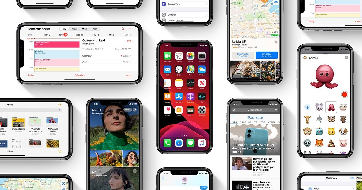 Apple lanza actualización iOS 13.5 para iPhone