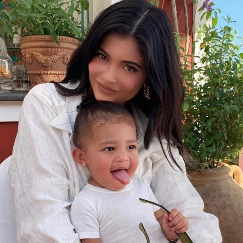 Kylie Jenner publica adorable video de Stormi